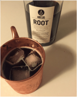 Ginger Root Cocktail Recipe with Art in the Age Root