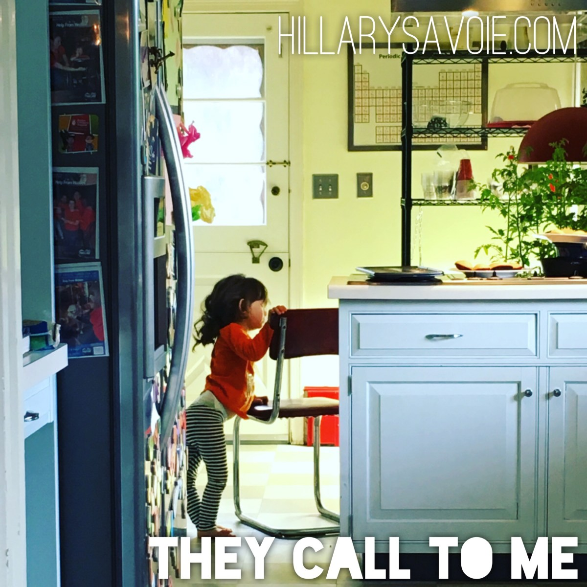 They Call To Me  - A Finish the Sentence Friday Post