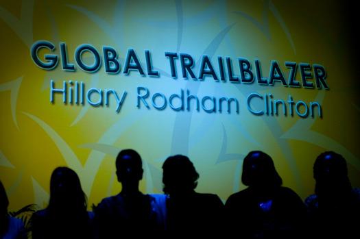 Hillary Clinton visits El Salvador (6/6)