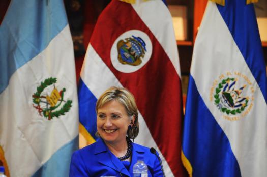 Hillary Clinton visits El Salvador (5/6)