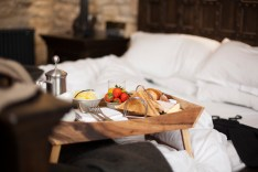 Breakfast in Bed With Us...