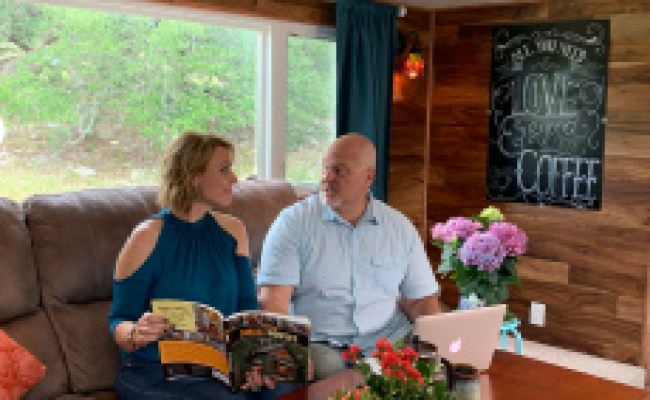 About Todd And Shari Snyder Hill Country Tiny Houses