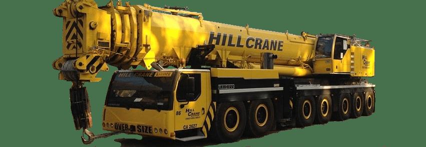 Engineering  Hill Crane