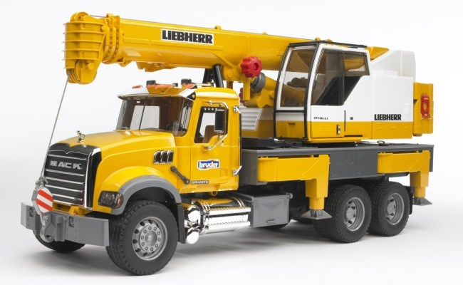 The Best Crane And Truck Toys For Christmas Hill Crane