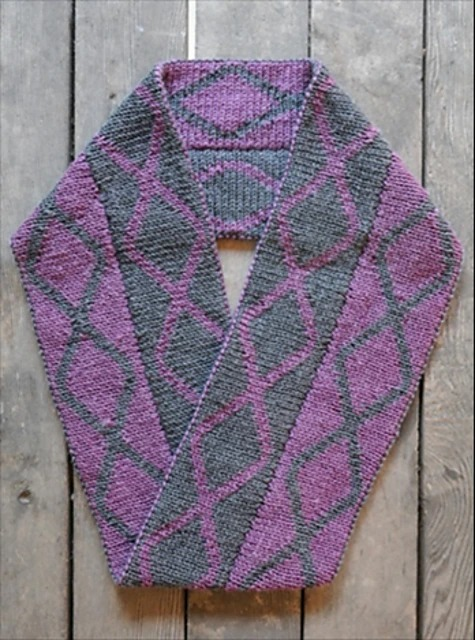 Infinite Eternity Cowl
