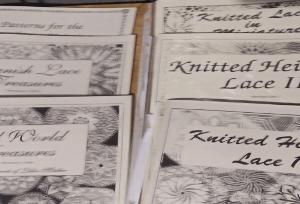 Vintage Knitting Books