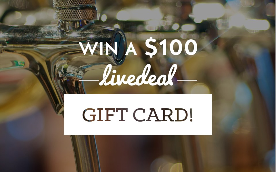 LiveDeal Gift Card at HBC
