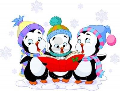 3885943-cute-cartoon-penguins-singing-christmas-carols