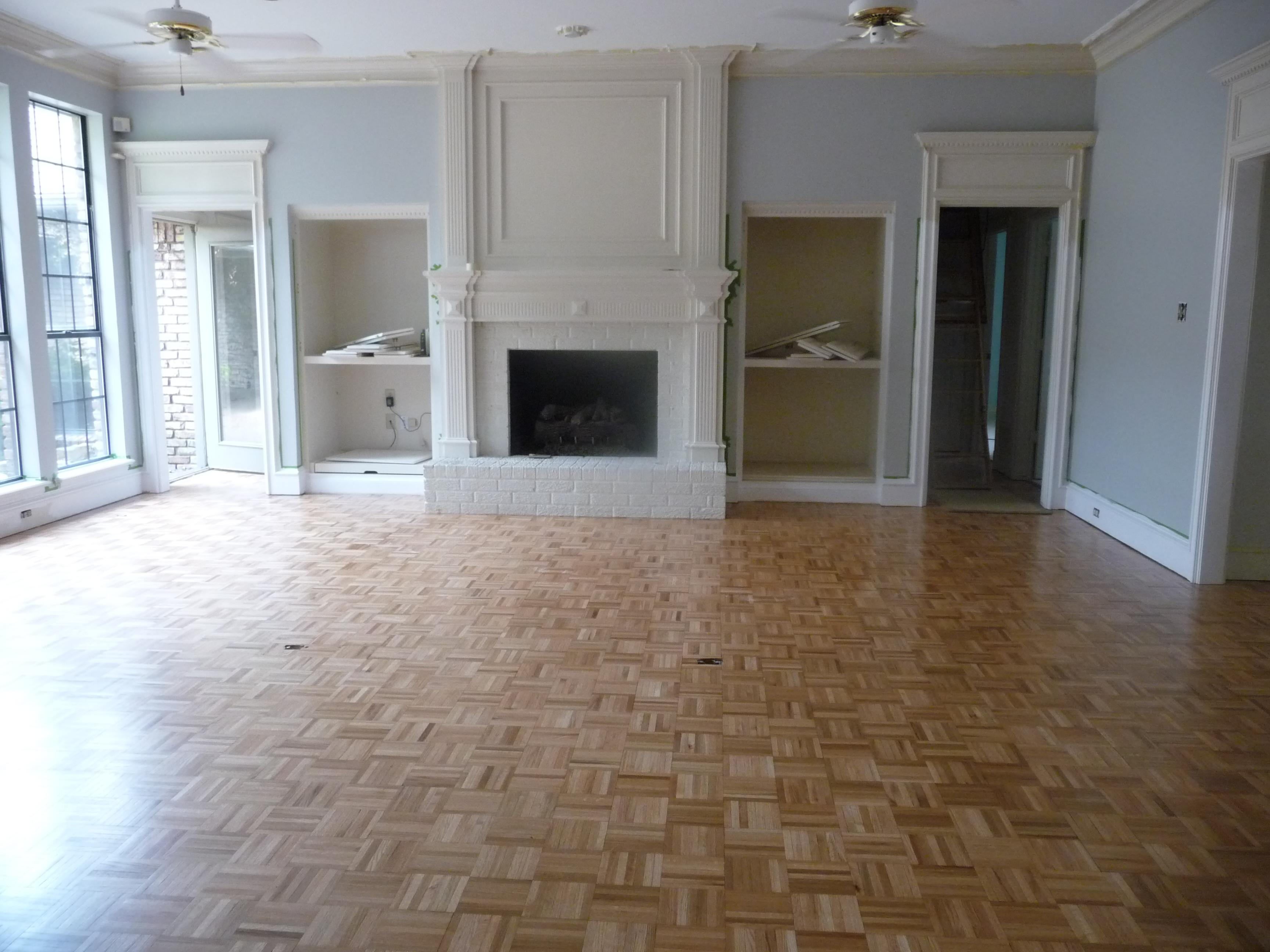 Floors  hilldalehouse