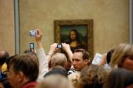 Photos of the Mona Lisa