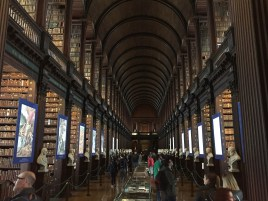The Long Room - Trinity College Library