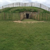 Mound of hostages - Hill of Tara