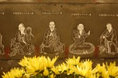 This was in a small temple near Big Buddha - I assume they were religious leaders