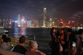 waterfront at Tsim Sha Tsui