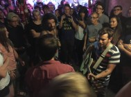 Kilby Court - singing in the crowd