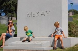 McKay memorial