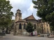 Temple de La Madeleine in Geneva