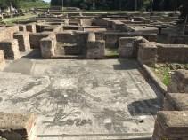 Bath in Ostia Antica