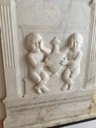 Bored baby reliefs
