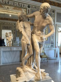 Daedalus and Icarus - by Canova - Museo Correr, Venice