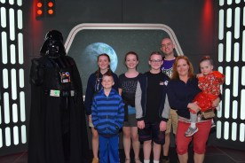 With Lord Vader