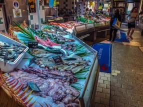 Fish market - Versailles