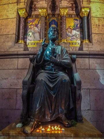 St. Peter - Sacre Coeur