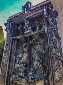 The Door of Hell - Rodin