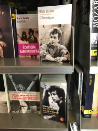 Bob Dylan books in French