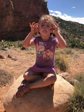 Zen toddler