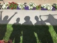 Crisp shadows