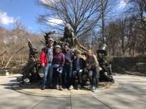 Alice in Wonderland - Central Park, NYC