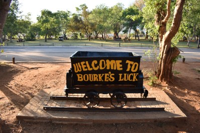 Welcome to Bourke's Luck