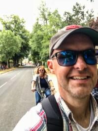 Oxford countryside bike tour