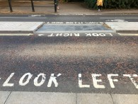 Look left, look right, look both ways