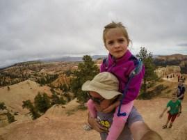 Hikers at Bryce Canyon
