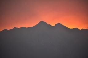 Sunrise in SLC