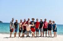 Cham Island group shot