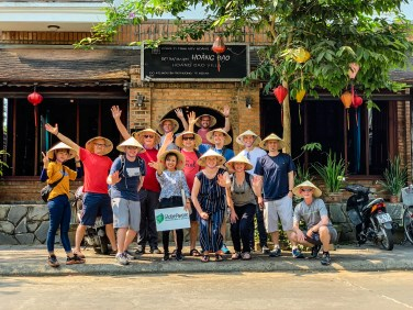Golden Peach Villa in Hoi An