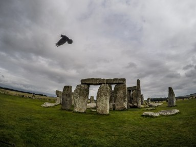 The rook of stonehenge