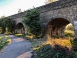 Railroad bridge in Eton