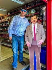 Me and Mr. Bean