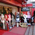 Sights of japan quirky street fashion in harajuku famous for cosplay