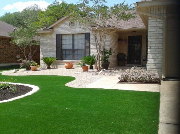san antonio residential lawn maintenance