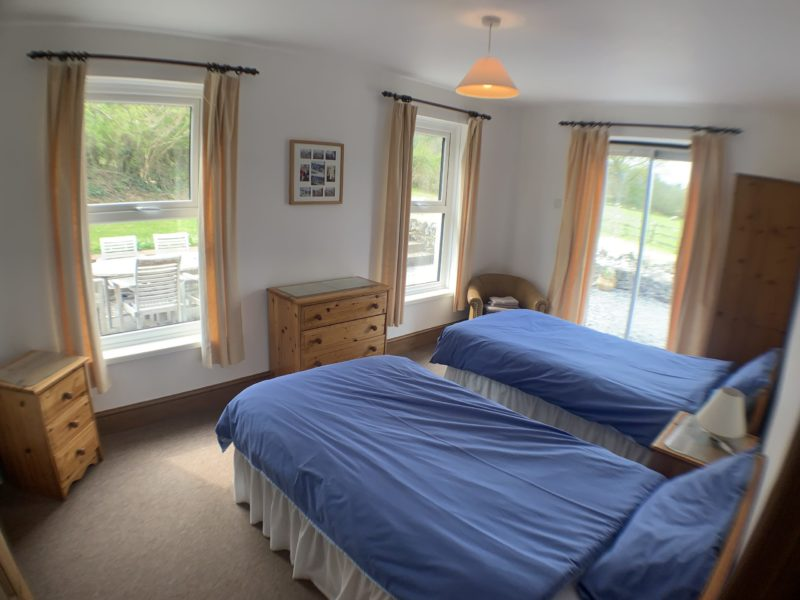 Gower Self Catering Holiday Cottage bedroom 4