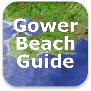Gower Beach Guide App logo