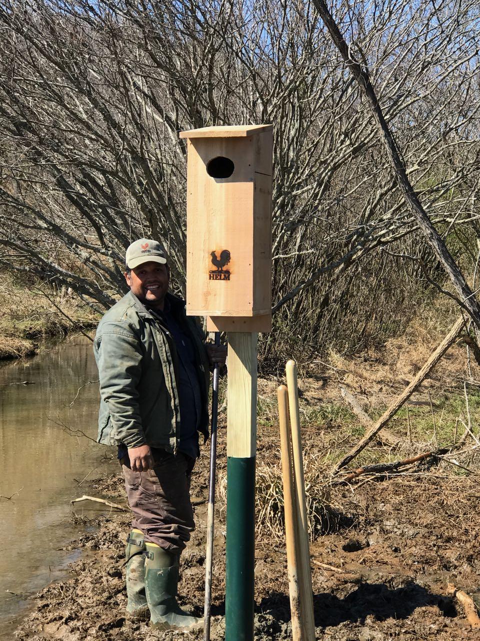Wood Duck House Plans Ducks Unlimited