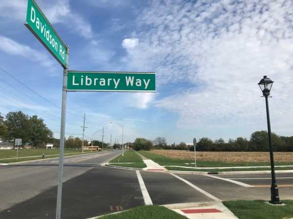 Library Direct Route City