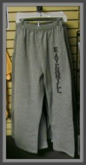 Sweatpants, Open Bottom - LIMITED INVENTORY