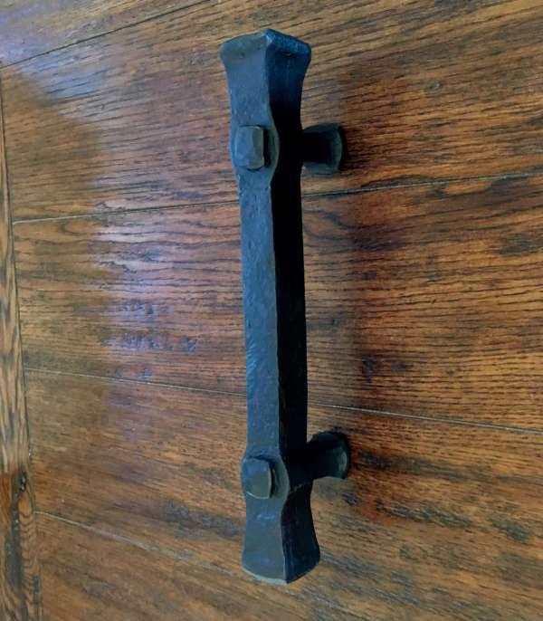 Large Rustic Barn Door Handle